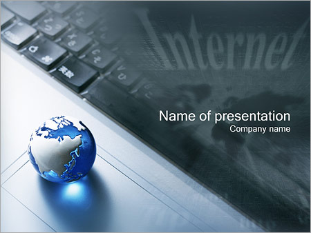 Internet & Portatif Modèles des présentations  PowerPoint