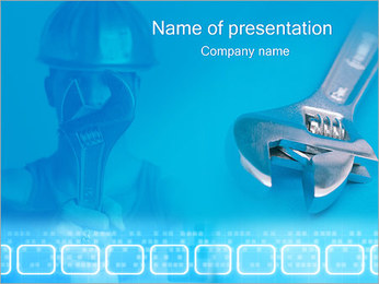 Tools PowerPoint Template