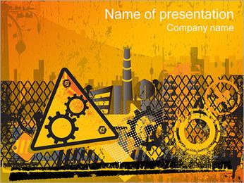 Завод Шаблоны презентаций PowerPoint