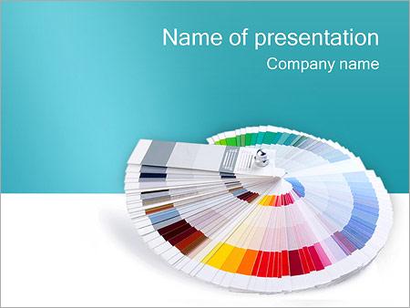 Color Diversity Powerpoint Template Infographics Slides