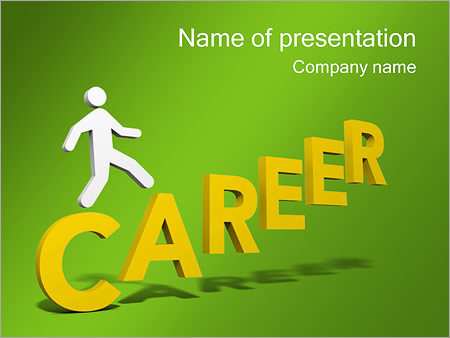Successful Career PowerPoint Template