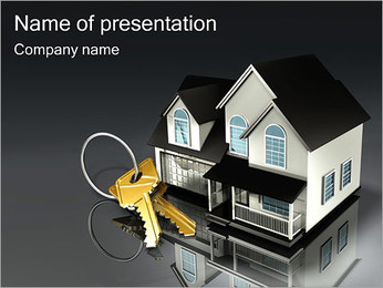 Real Estate PowerPoint Templates & Backgrounds, Google