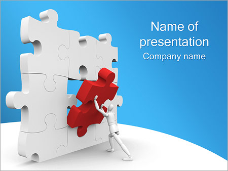 Important Part PowerPoint Template