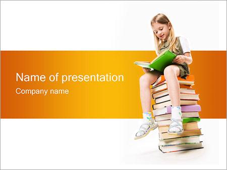 Leren Sjablonen PowerPoint presentatie