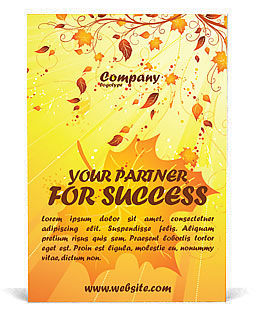 Autumn Ad Template