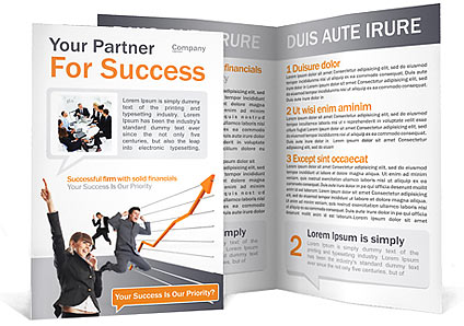 Success Brochure Template