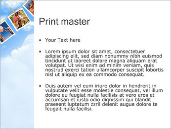 Photographs PowerPoint Template