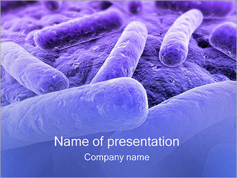 Bacteria PowerPoint Template