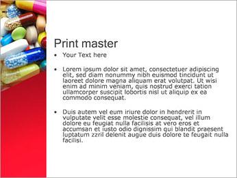 Pastillas y tabletas Plantillas de Presentaciones PowerPoint