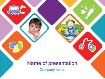 Kids Powerpoint Templates Backgrounds Google Slides