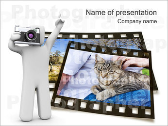 Photographer PowerPoint Template