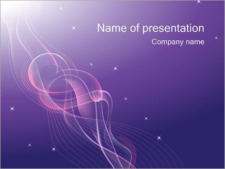 抽象设计 PowerPoint演示模板