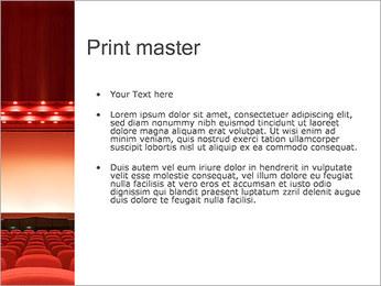 Vide Cinéma Modèles des présentations  PowerPoint