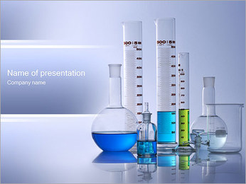 Chemistry Powerpoint Templates Backgrounds Google Slides