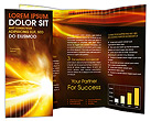 Abstract Shine Brochure Template