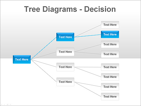 Tree Decision PPT Diagrams & Chart - Slide 5