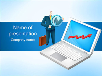 Growing Business PowerPoint Template