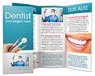Dental Instruments Brochure Template
