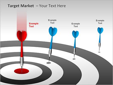 Target Market PPT Diagrams & Chart - Slide 13