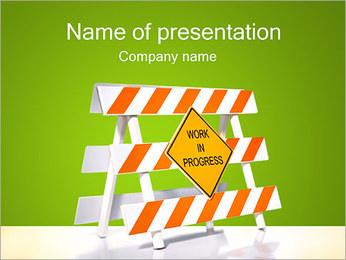 Roads PowerPoint Templates & Backgrounds, Google Slides