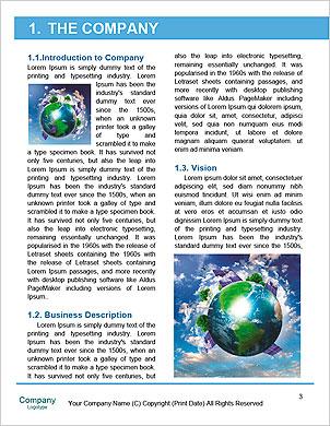 Collage met zonne-accu's als alternatieve energiebron Lexicale template - Pagina 3