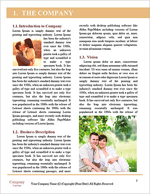 Young beautiful couple in love staying and kissing on the beach on sunset. Soft sunny colors. Word Template - Page 3