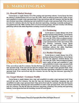Young beautiful couple in love staying and kissing on the beach on sunset. Soft sunny colors. Word Template - Page 8