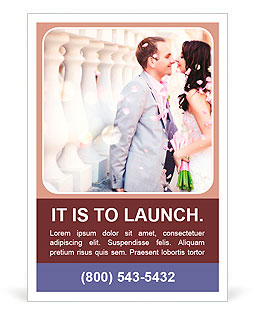 Wedding Ad Template