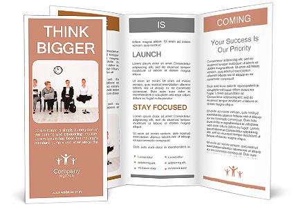 Werknemers met speciale vaardigheden wilde concept - sollicitanten, de yogameester Handout
