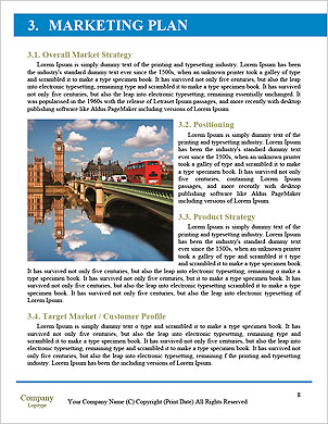 Big Ben in Londen Lexicale template - Pagina 8