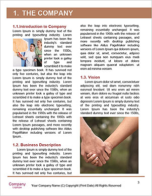 Hands lovers deal Word Template - Page 3
