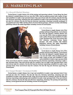 Business team Word Template - Page 8
