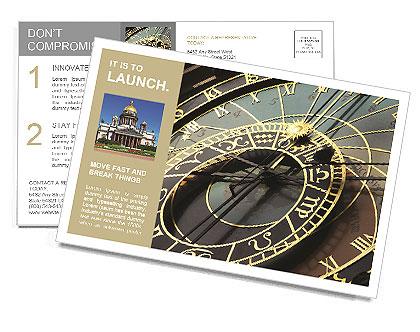 Orologi antichi Le cartoline postali