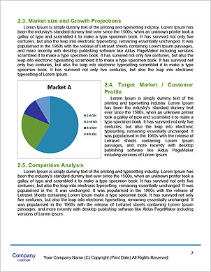 The concept of a green planet preserve nature Word Template - Page 7
