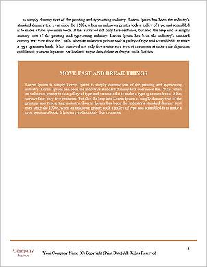 天秤座的公正和平衡的象征 语言模板 - 页面 5