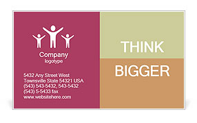 0000101070 Business Card Template