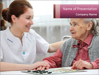 Hospice Powerpoint Template Smiletemplates Com