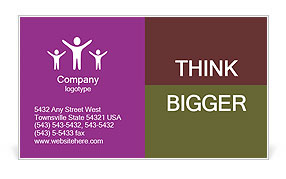 0000101429 Business Card Template