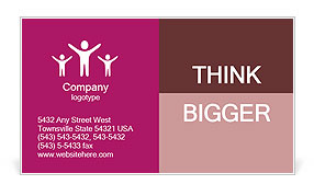 0000101798 Business Card Template