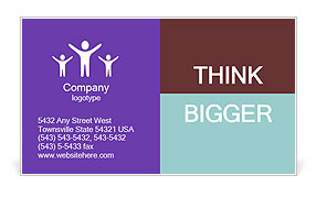 0000101812 Business Card Template