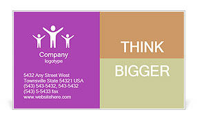 0000101816 Business Card Template