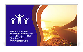 0000101820 Business Card Template