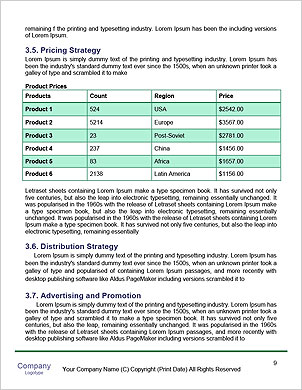 0000101910 Word Template - Page 9
