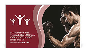 0000101981 Business Card Template