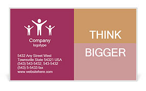 0000102014 Business Card Template