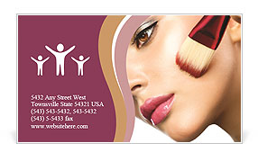 0000102040 Business Card Template