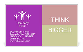 0000102043 Business Card Template