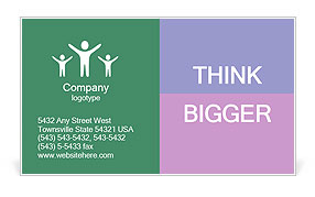 0000102122 Business Card Template