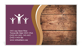 0000102234 Business Card Template