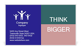 0000102251 Business Card Template
